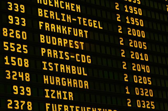 פיצוי על עיכוב בטיסה / פיצוי על איחור בטיסה