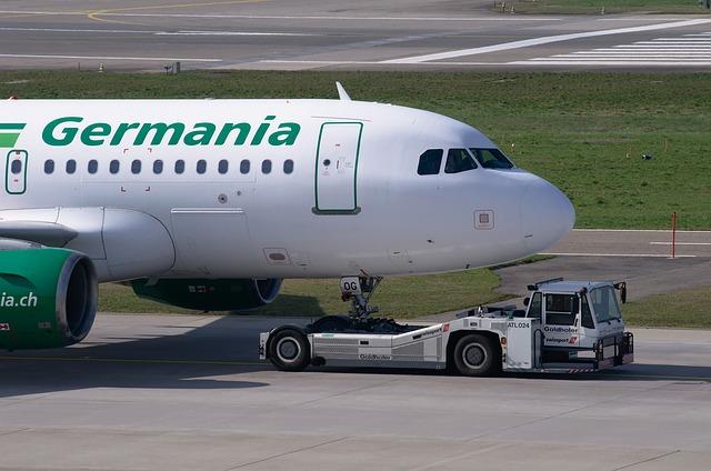 חברת גרמניה איירליינס (Germania Airlines)